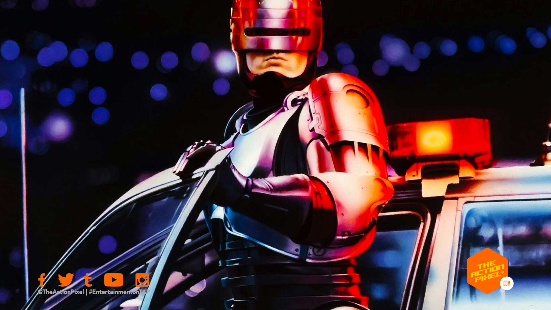 robocop, the action pixel, Ed Neumeier, robocop prequel series, robocop prequel tv series, robocop prequel, dick jones, richard jones, featured, the action pixel, entertainment on tap,