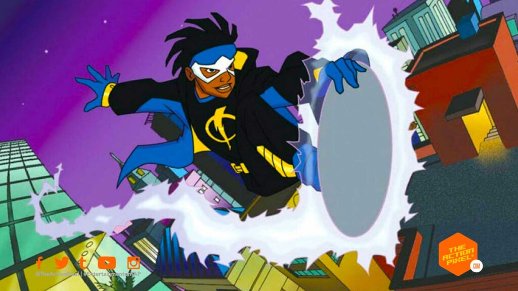 static shock, milestone media, dc comics, static shock movie, dc comics static shock, dc comics movie,dc comics' static shock, the action pixel, entertainment on tap, virgil hawkins,