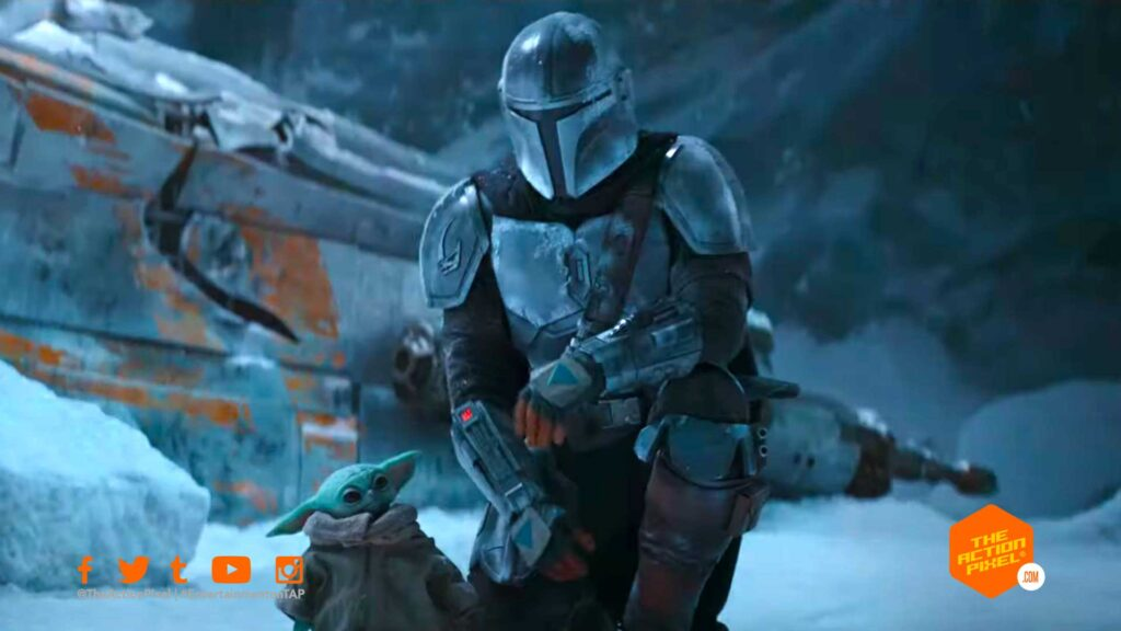 the mandalorian season 2 trailer, the mandalorian s2 trailer, the mandalorian s2, the mandalorian s2, the mandalorian season 2,star wars trailer, the mandalorian season 2 star wars, star wars season 2, entertainment on tap, star wars, george lucas star wars, featured,