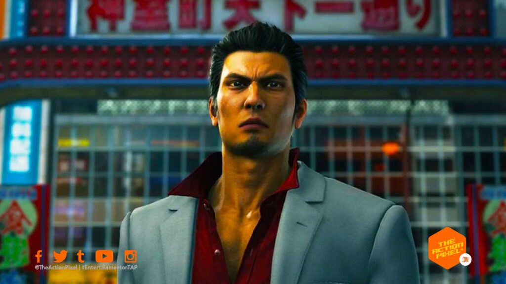 yakuza, yakuza live-action movie, yakuza game, sega yakuza, sega, 1212, wild sheep, featured, Kazuma Kiryu , 1212 Entertainment, wild sheep content, featured,