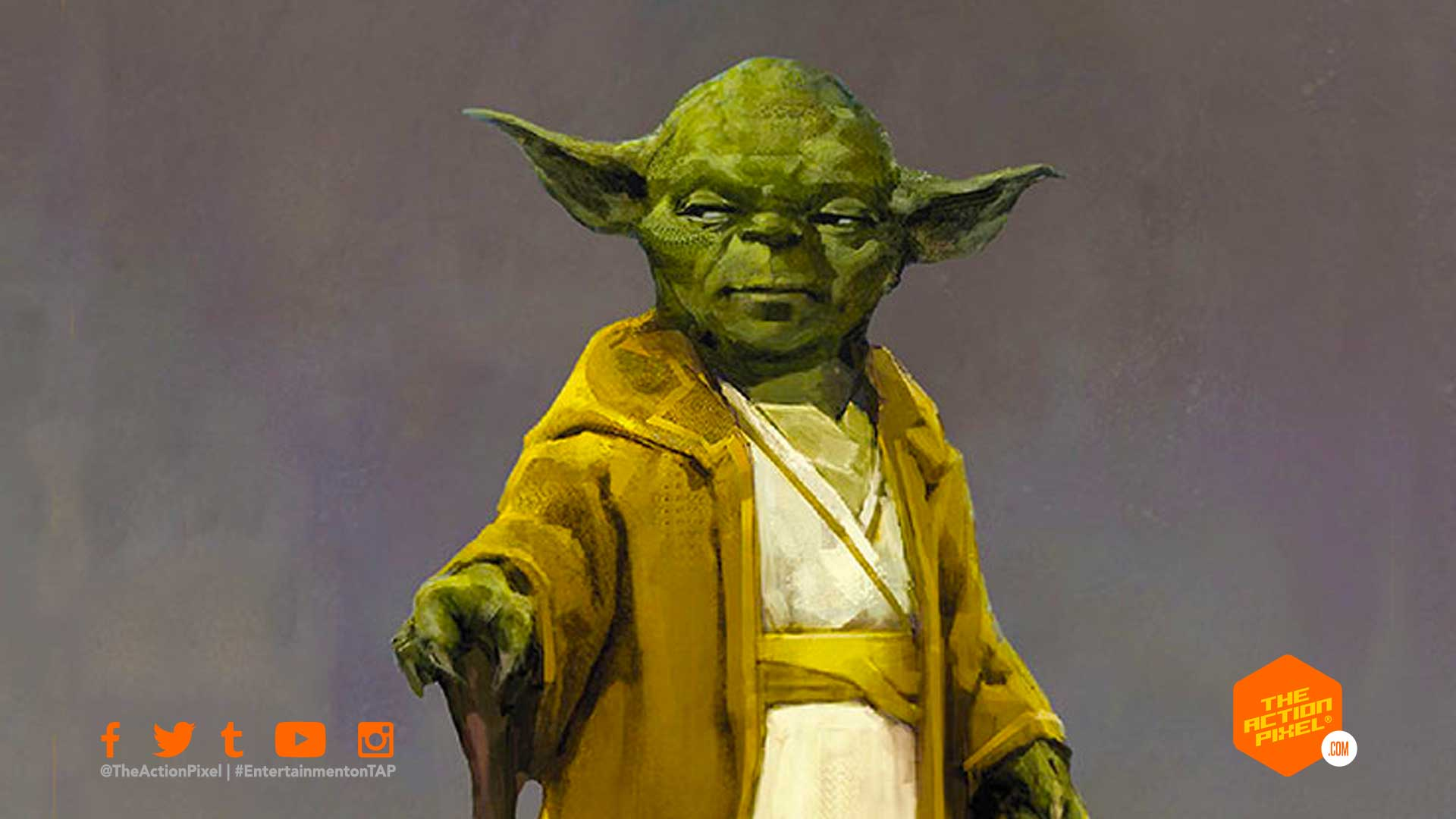 yoda, the high republic, star wars: the high republic adventures, Daniel José Older, the high republic adventures, entertainment on tap,featured, the action pixel,