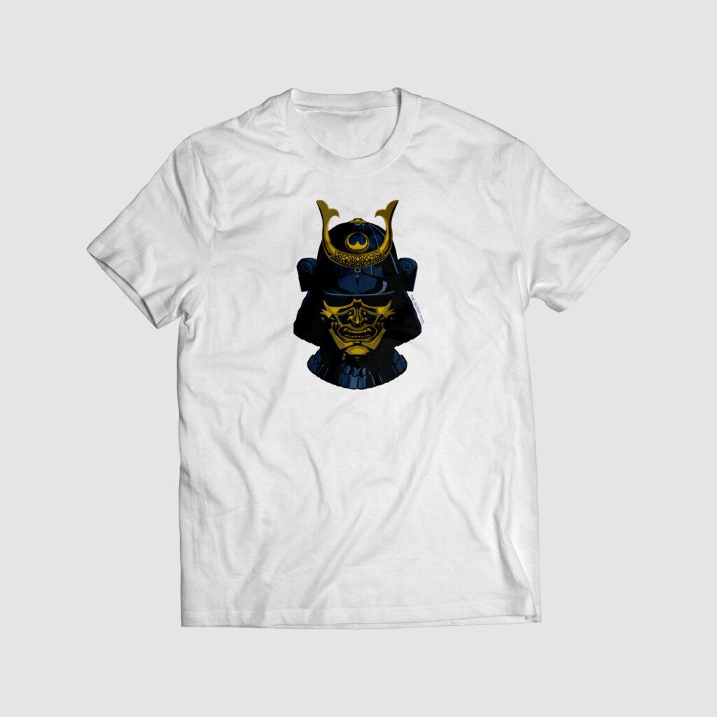 ronin, bushido , bushido warrior, bushido warrior helmet , lone ronin, samurai, feudal japan, japan culture, kanji, kohai,senpai, katana, samurai warrior, sword, gamer, martial arts, samurai jack, sekiro, ghost of tsushima, nioh, warrior code, code of honour, the action pixel, style on tap, tap tees, tees, tshirt, gamer gear, gamer tshirt,