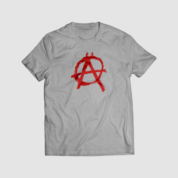 anarchy, anarky, anarchy red, rebellion, antifa, anti-fascist, antifascist,anti-fascism, antifascism, ordo ab chao, tshirt designs, cool tees, cool tshirts, tshirt collection, anarchism, anarchist, anti-establishment,