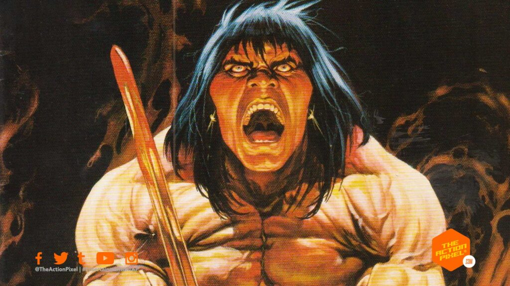 conan, crom, conan the legend, conan the barbarian, the savage sword of conan, conan the cimmerian, conan, conan netflix, conan netflx series, conan netflix film, sword and sorcery, robert e. howard, robert e howard, the action pixel, entertainment on tap,