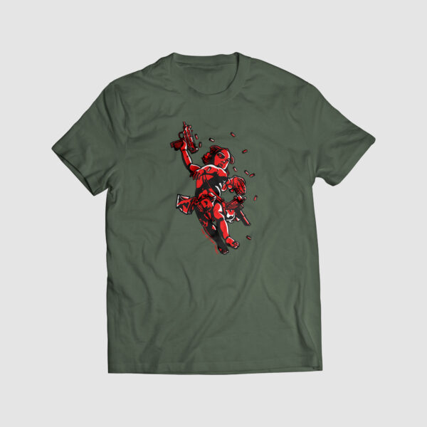 valentines day, valentines day gift for her, valentines day gift for him, angel , cupid, love, cupid tshirt,tshirt, dtg, tshirts, cupids bow, cupid, angels, love tshirt, guns, uzi, cool tshirt, cherub, cherubs, cupid tattoo, style on tap, fashion, tshirt life,