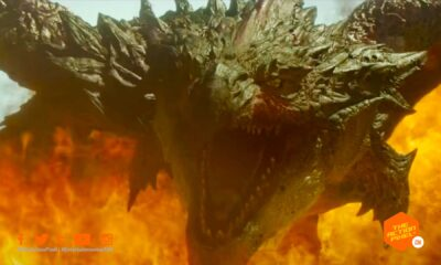 monster hunter, monster hunter sony pictures, monster hunter capcom,SonyPictures ,Monster Hunter Movie ,Trailer ,Official Trailer , Diablos , Rathalos ,Milla Jovovich ,Tony Jaa ,TI ,Meagan Good ,Diego Boneta ,Ron Perlman, Monster Hunter