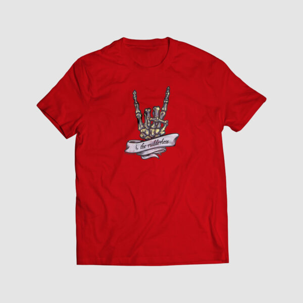 e-girls, egirls, emo, devil, rock, horned hand,horns, hand, heavy metal, i the rudderless,rudderless, rock tshirt, dtg, tshirt design, tshirt collection ,skeleton, skull, skeleton hand, bones, halloween, hallows eve, gift for her, gift for him, rock on, rock out,