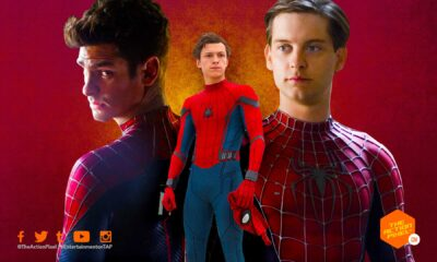 spiderman,tom holland , tobe maguire, andrew garfield, mcu, sony pictures, marvel comics, marvel studios, spider-man,spiderman , spider-man 3, the action pixel, featured, entertainment on tap, the action pixel,