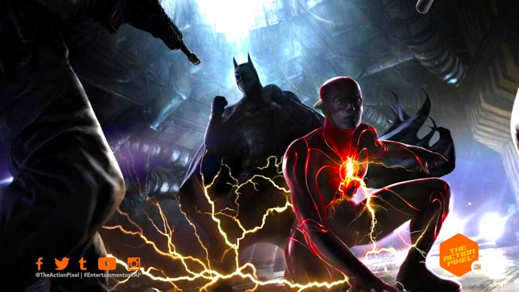 the flash,batman, entertainment on tap, the action pixel, the flash movie, dc comics, wb pictures, warner bros. pictures, featured,