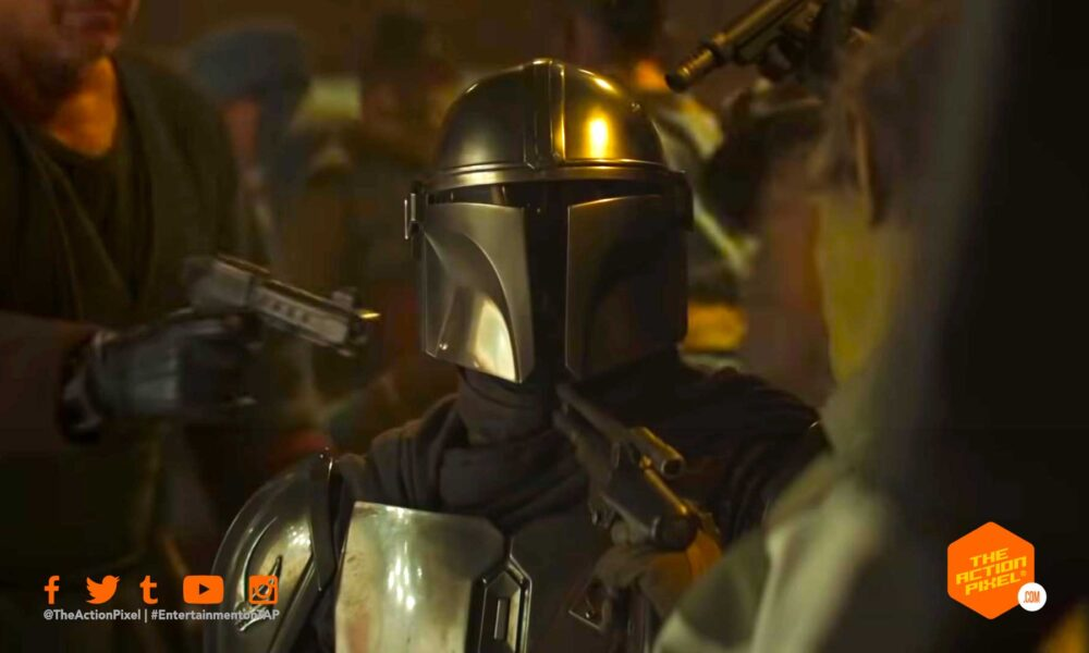 the mandalorian, the mandalorian trailer, the mandalorian season 2 trailer, the mandalorian season 2, the mandalorian season 2 special look, disney+ , disney plus, disneyplus,disney plus movies, disney plus series, star wars the mandalorian season 2, star wars the mandalorian, the child the mandalorian, the child, baby yoda, entertainment on tap, the action pixel, featured,