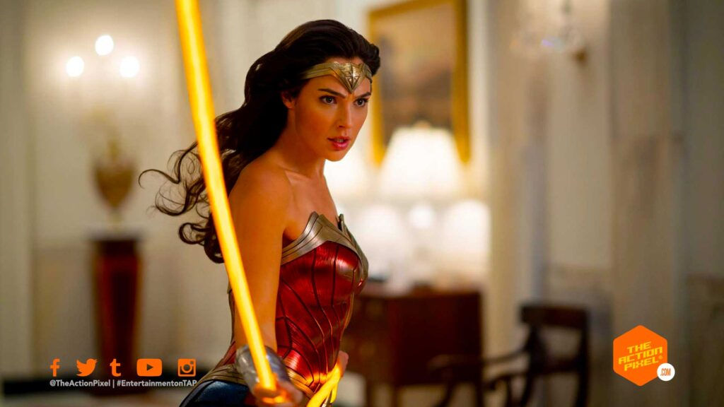 wonder woman, wonder woman 1984, ww84, wonder woman 84 , wonder woman sequel, wonder woman 1984 movie, wonder woman 1984 release date , wonder woman 1984 hbo max, hbo max, gal gadot, patty jenkins, the action pixel, entertainment on tap,