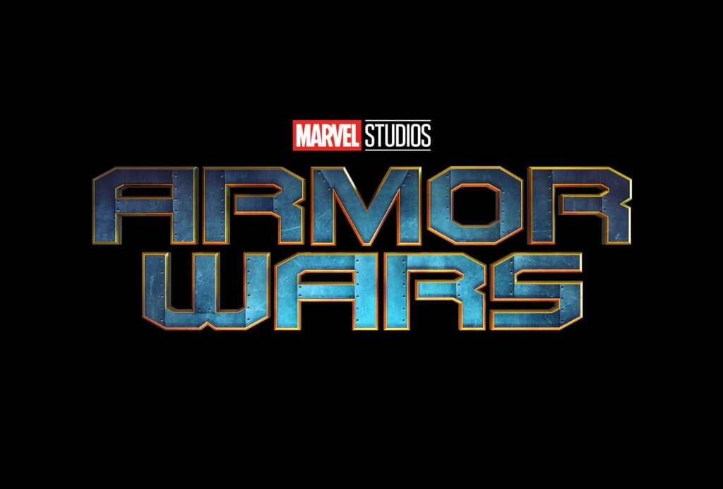 ARMOR WARS,MARVEL STUDIOS,