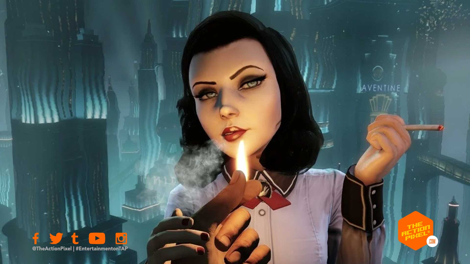 bioshock, bioshock 4, 2k games, the action pixel, entertainment on tap,