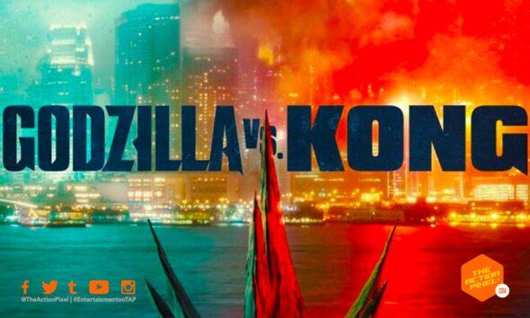 godzilla vs kong, hbo max, godzilla vs kong poster, the action pixel, entertainment on tap, the action pixel,