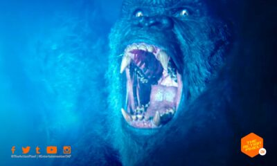 godzilla vs kong, hbo max, godzilla vs kong poster, the action pixel, entertainment on tap, the action pixel, featured, the action pixel, entertainment on tap, godzilla vs kong movie trailer, godzilla vs kong official trailer, featured,