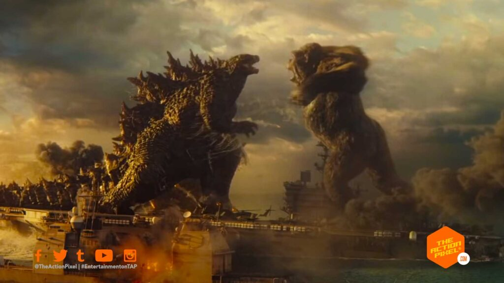 godzilla vs kong, hbo max, godzilla vs kong poster, the action pixel, entertainment on tap, the action pixel, featured, the action pixel, entertainment on tap,