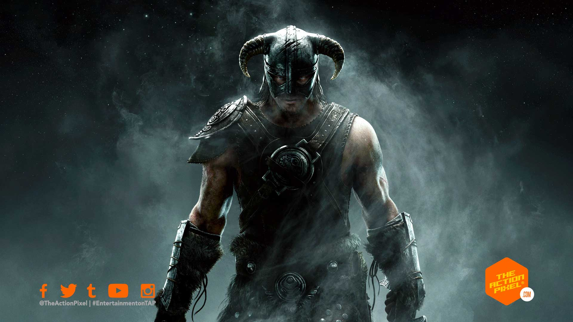 skyrim, the elder scrolls, featured, netflix, rumour, entertainment on tap, the action pixel, featured, netflix video game tv series, tv game series,