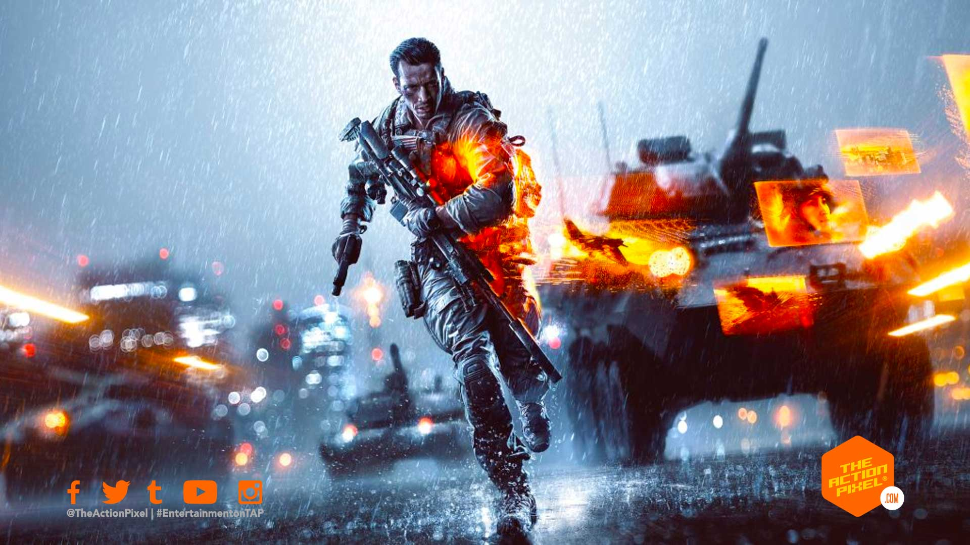 Battlefield 5, battlefield 4, levolution, dynamic levels, ea, r & D,r&d, electronic arts, battlefield game, battlefield 6, battlefield 4, battlefield game, ea games, featured, the action pixel, entertainment news, entertainment on tap,