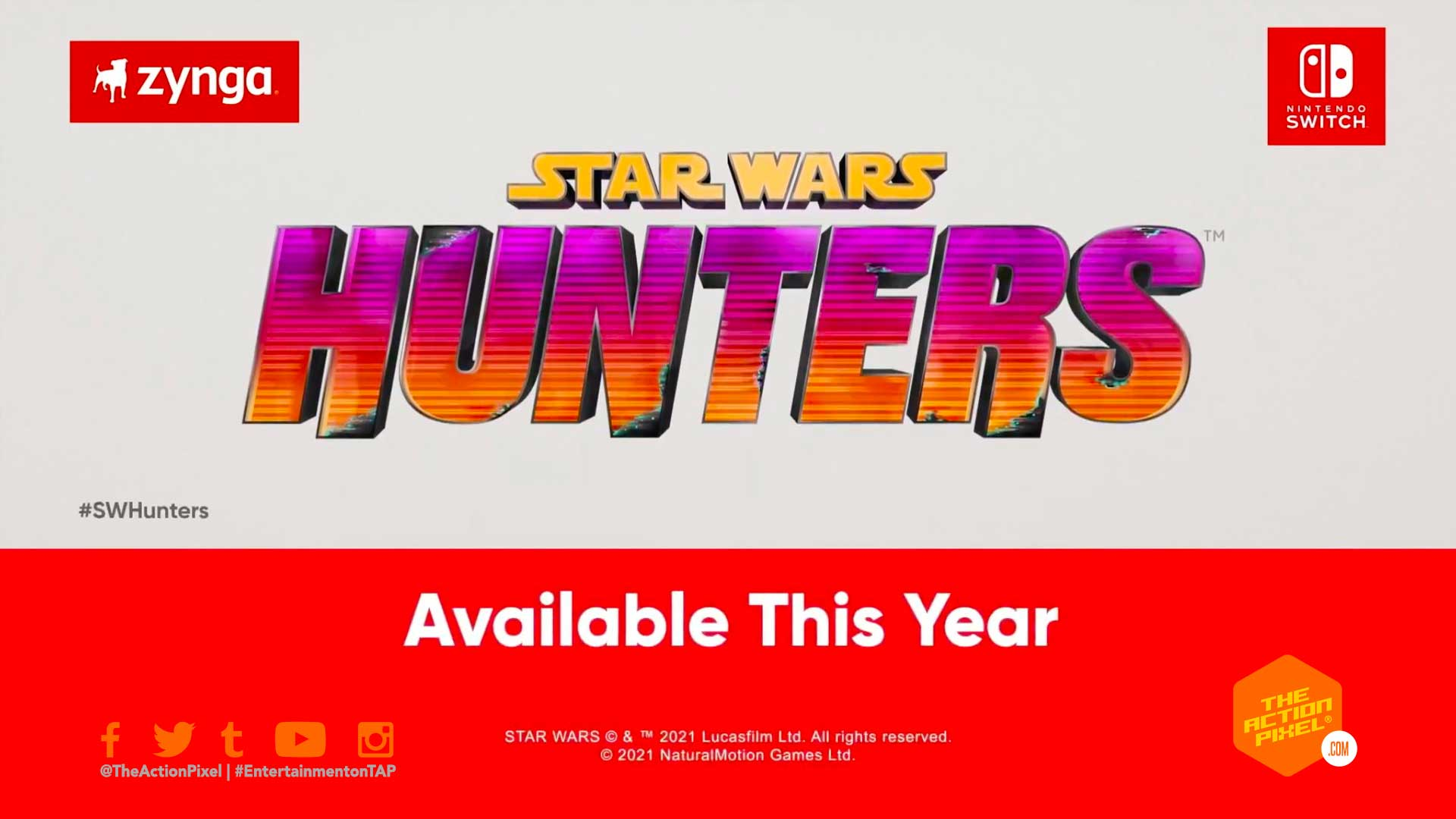 star wars hunters, nintendo direct, nintendo switch, nintendo, the action pixel, entertainment on tap, zynga, lucasfilm,lucasfilm games