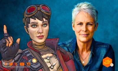 tannis, jamie lee curtis,borderlands, gearbox software, entertainment on tap, the action pixel, featured,