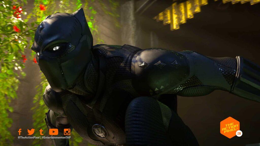 black panther, marvel's avengers, marvel's avengers reveal trailer, black panther reveal trailer, crystal dynamics, square enix, marvel games, wakanda, t'challa, entertainment on tap,