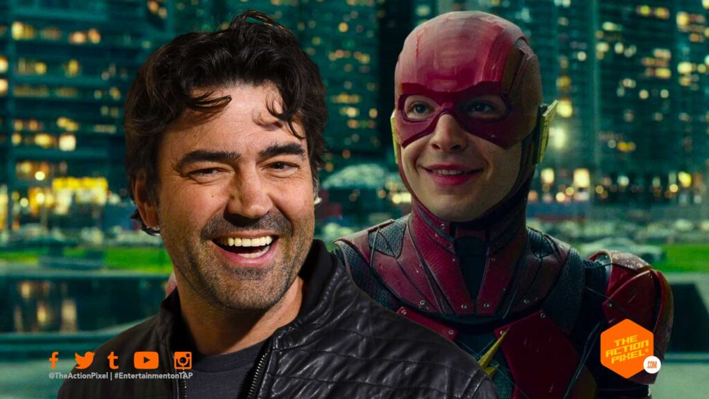 flash, ron livingston, the flash, dc comics, dceu, warner bros. pictures, entertainment on tap,ezra miller, flash,the action pixel, featured, entertainment on tap