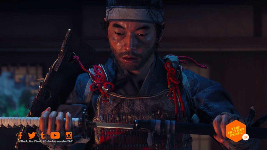 ghost of tsushima, sony , jin sakai, John Wick , sony pictures, sucker punch, samurai, Chad Stahelski
