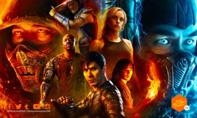 mortal kombat, scorpion, kung lao, shang tsung, jax, kano, mileena, sonya blade, sub zero,raiden ,lui kang,cole young, character posters, mortal kombat movie, mortal kombat movie poster, entertainment on tap, the action pixel,featured, gaming news,mk imax poster, mortal kombat imax poster, the action pixel, entertainment on tap,