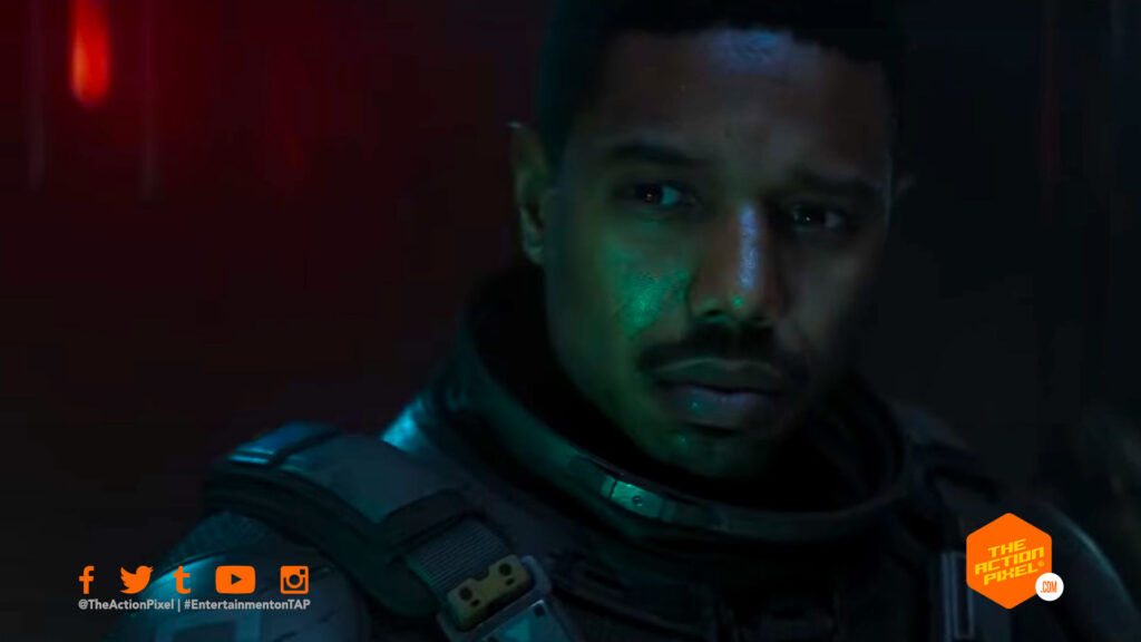love death + robots, love death + robots vol 2,love death and robots, michael b jordan, david fincher, tim miller, the action pixel, entertainment on tap, netflix, love death + robot volume 2 trailer, featured