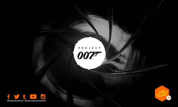 project 007, james bond, 007, io interactive, hitman, the action pixel, entertainment on tap, featured,