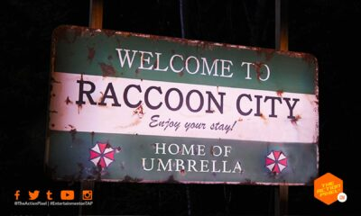 resident evil, resident evil movie, Johannes Roberts, raccoon city, the action pixel, entertainment on tap, the action pixel, featured, entertainment on tap,resident evil: welcome to raccoon city, sony pictures, capcom, featured,