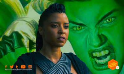 Renée Elise Goldsberry, she-hulk, she hulk, disney plus, disney+ ,disneyplus, marvel studios she-hulk,entertainment on tap, the action pixel,