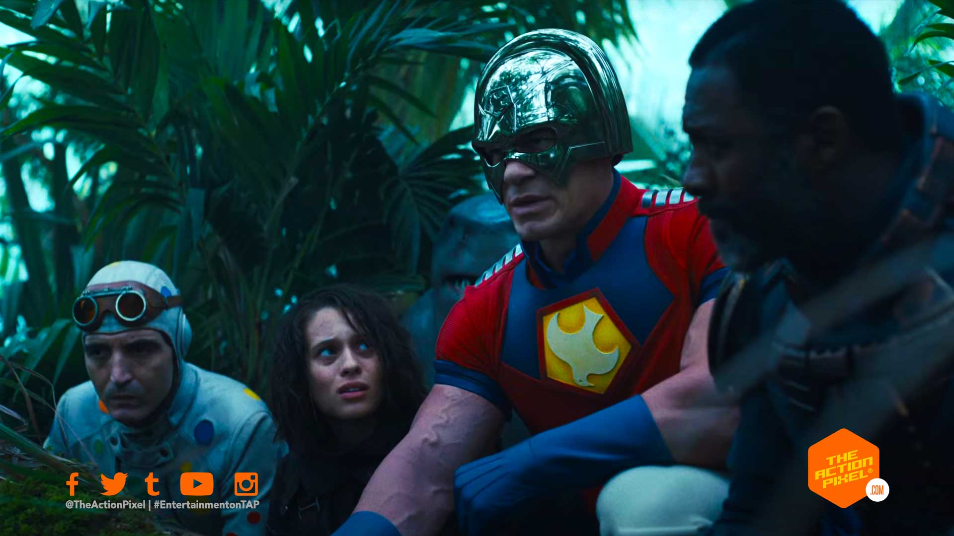 james gunn,the suicide squad, featured, the action pixel, entertainment on tap,rebellion trailer, suicide squad rebellion, the suicide squad, the suicide squad rebellion trailer, featured, peacemaker, bloodshot,