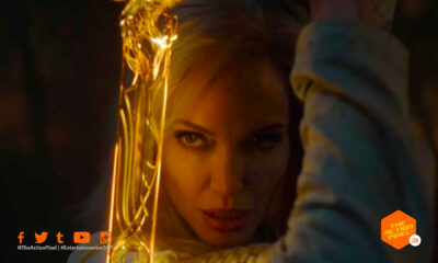 eternals, angelina jolie, eternals, the eternals, chloe zhao, the action pixel, entertainment on tap, marvel comics, marvel studios, eternals, vfx ,practical effects, entertainment on tap, featured,