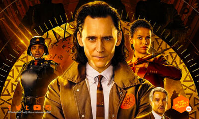 loki, disney+, disney plus, entertainment on tap, the action pixel, loki poster, marvel studios, featured,