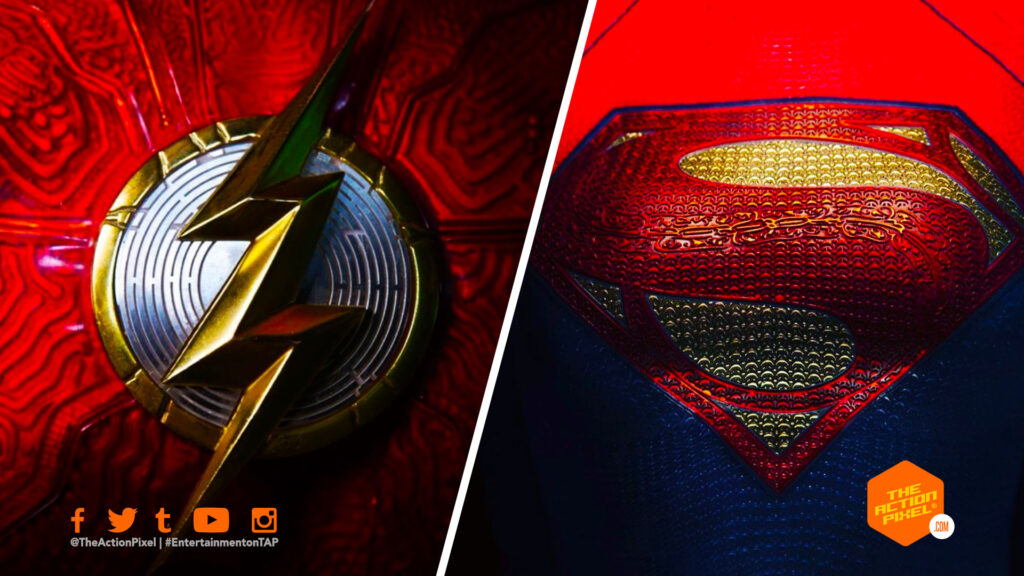 flash, the flash, supergirl, sasha calle, entertainment on tap, the action pixel, superman s, the flash logo, superman logo, supeman icon, the flash icon, batman symbol, batman icon, dc comics, andy muschietti, the flash movie,