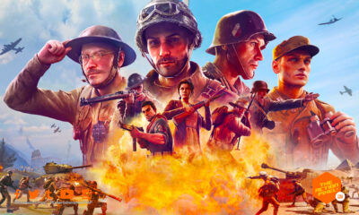 company of heroes 3, company of heroes, entertainment on tap, sega, the action pixel, featured, company of heroes 3 announce trailer, company of heroes 3 announcement trailer, company of heroes 3 gameplay trailer,