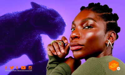michaela coel, black panther 2, black panther: wakanda forever, entertainment on tap, featured, black panther sequel, featured,
