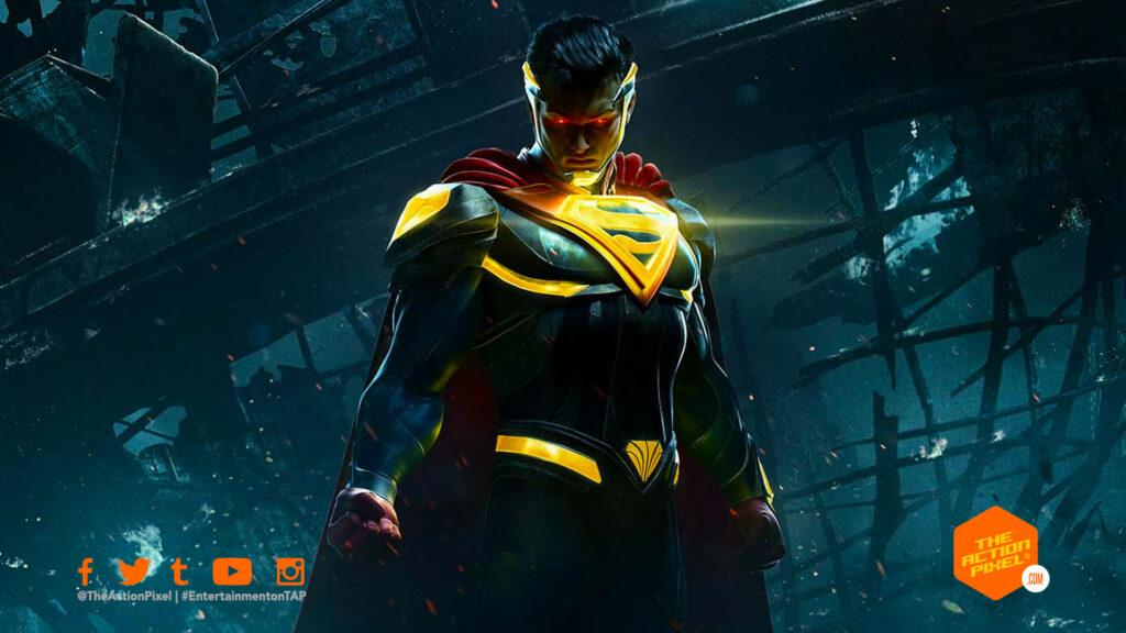superman, Injustice, mortal kombat 11, mortal kombat, the action pixel, entertainment on tap, featured, the action pixel, mk11, netherrealm studios,