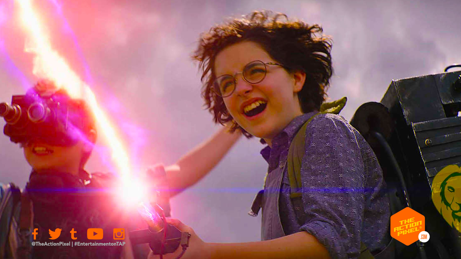 ghostbusters: afterlife, ghostbusters, ghostbusters afterlife, ghostbusters afterlife trailer, the action pixel, ecto-1, sony pictures, entertainment on tap, the action pixel, featured,