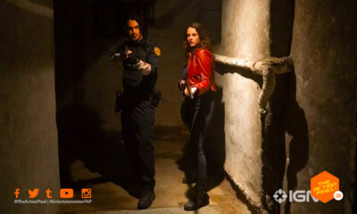 resident evil, resident evil: welcome to raccoon city, welcome to raccoon city, clair redfield, chris redfield, capcom, netflix,the action pixel, featured, Jill Valentine, Leon S. Kennedy, Albert Wesker.featured