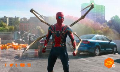 spiderman, spider-man: no way home, spiderman no way home, spider-man no way home, entertainment on tap, featured, peter parker, doc ock, tom holland, marvel studios, spider-man 3,