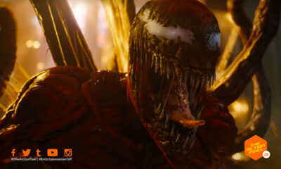 venom: let there be carnage trailer, let there be carnage, venom, venom 2, venom 2 trailer, featured, entertainment on tap, the action pixel,