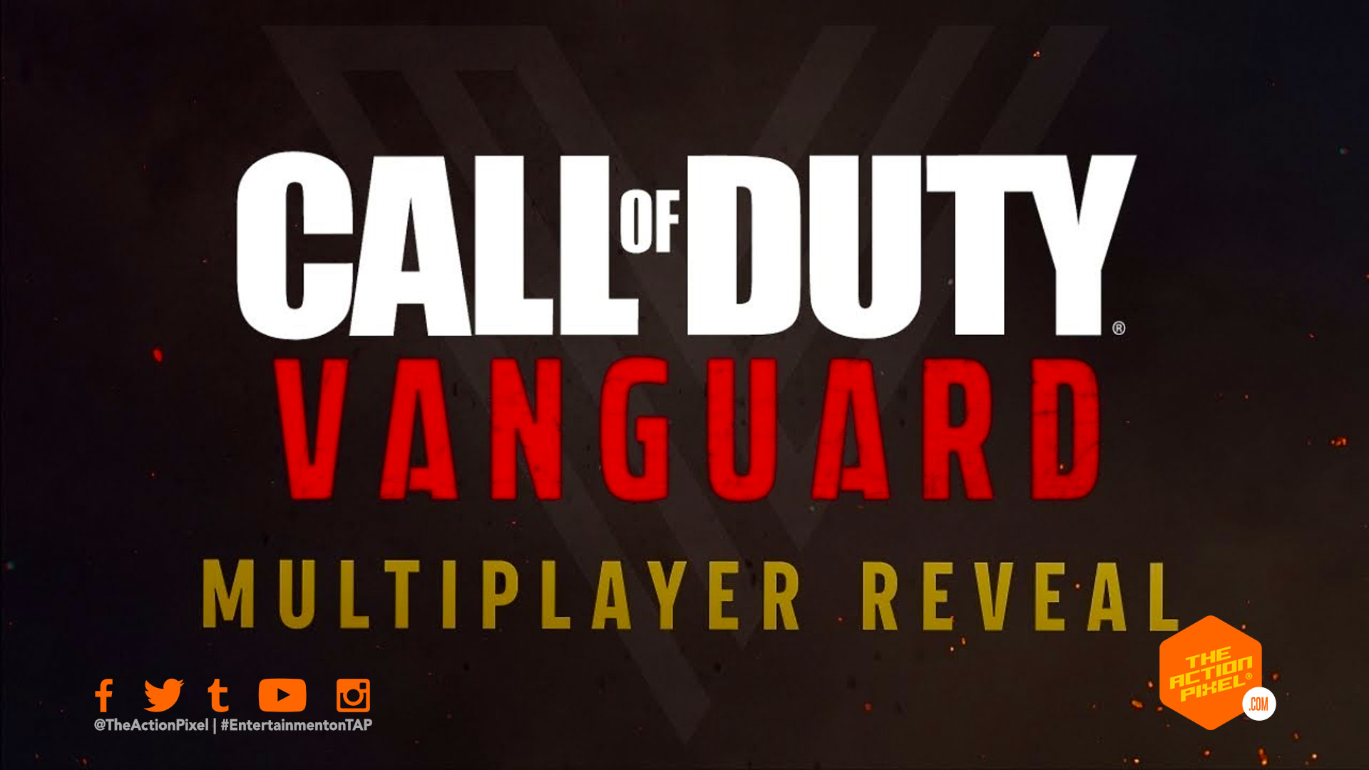 call of duty, call of duty: vanguard, cod vanguard, multiplayer, call of duty vanguard, call of duty vanguard multiplayer trailer, entertainment on tap, the action pixel,