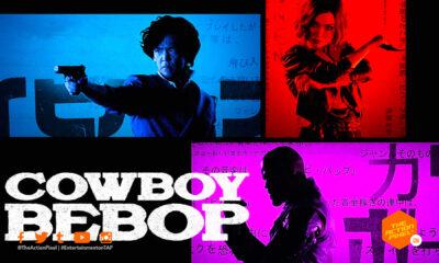 cowboy bebop, entertainment on tap, netflix, anime series, live-action netflix series, netflix, jet black,faye valentine, spike, featured,