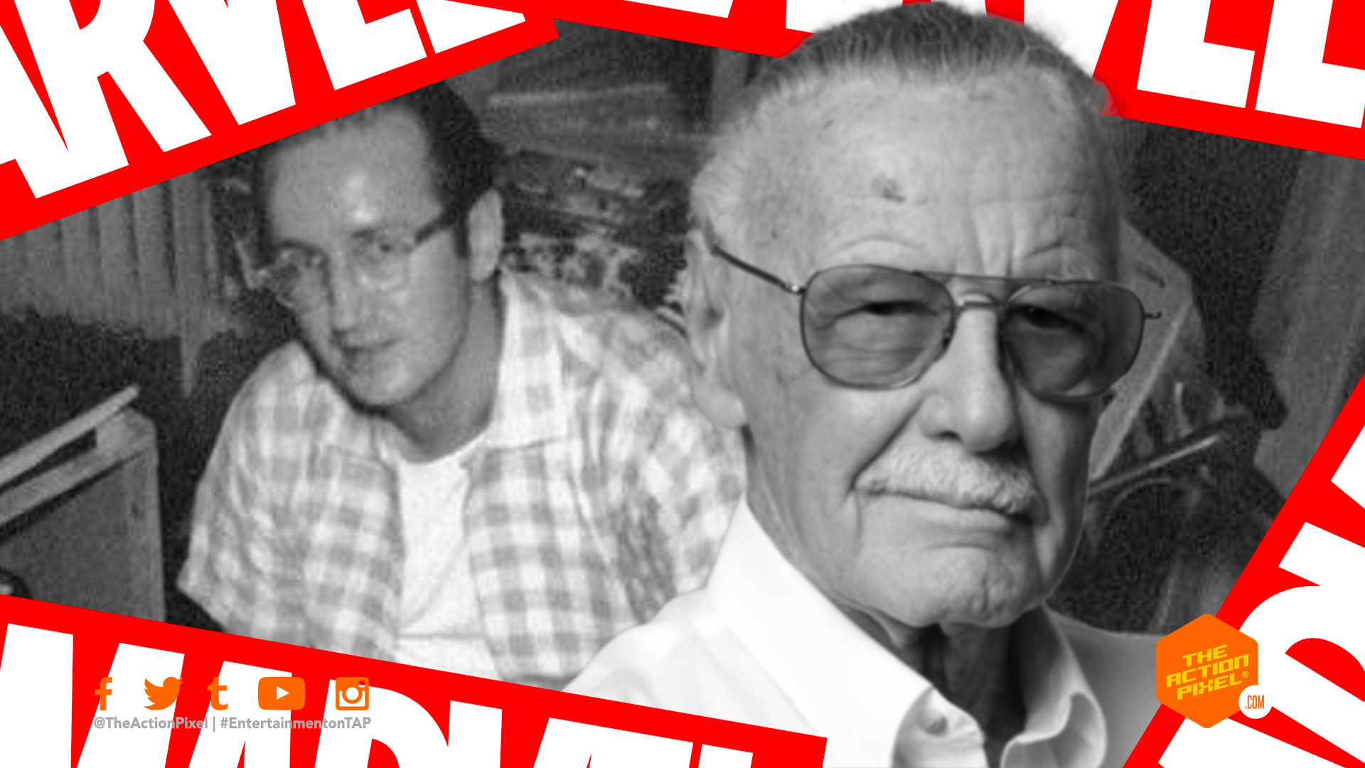 steve ditko, marvel, disney, stan lee, sue, comic books, the avengers, avengers, spider-man, entertainment on tap, featured, the action pixel,