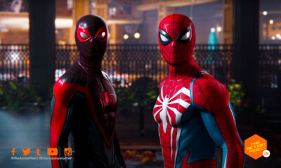 spider-man 2, marvel's spider-man 2, spiderman, marvel's spiderman 2, spiderman 2 game, spider-man 2 game, insomniac games, venom, miles morales, peter parker, entertainment on tap, the action pixel, featured,