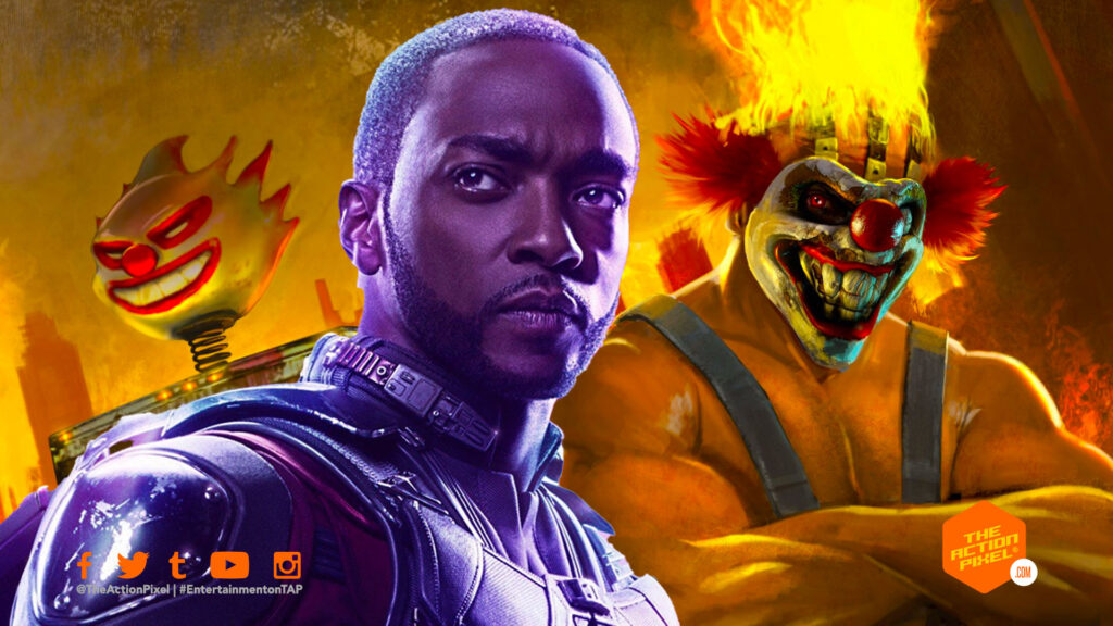twisted metal, anthony mackie, twisted metal tv series, sony tv, sony playstation, playstation , the action pixel, entertainment on tap, the action pixel,featured,