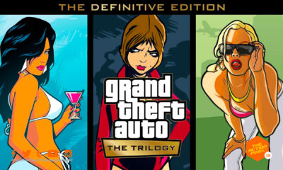 grand theft auto: the trilogy, gta , grand theft auto, gta trilogy, grand theft auto the trilogy the definitive collection, featured, entertainment on tap, the action pixel, featured,rockstar games,